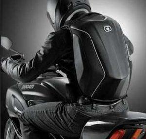 zaino per moto