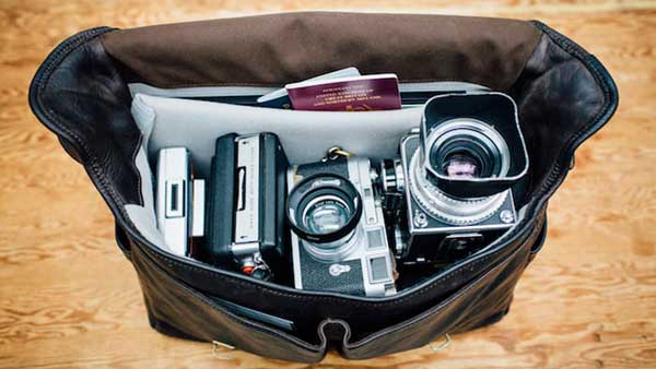 Zaino porta macchina fotografica