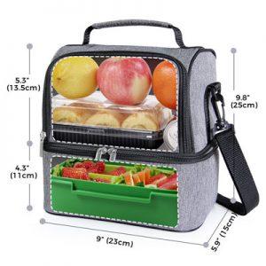 borsa porta pranzo migliore